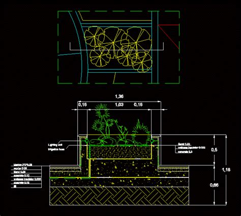 box detail flowers dwg detail  autocad designs cad