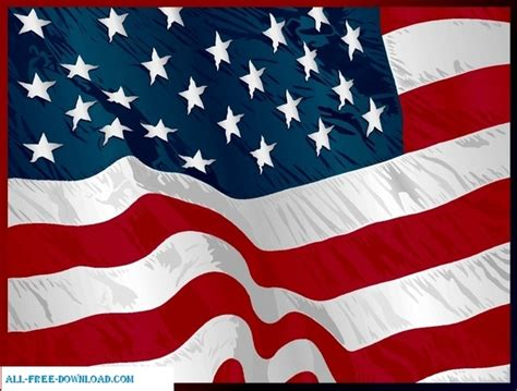 torn american flag vector vector vector