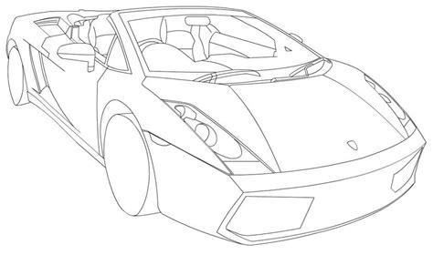 Auto Kleurplaat Lamborghini by Coloring Pages Coloring Pages Lamborghini Printable For