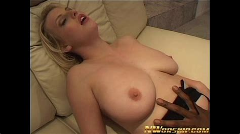 Beautiful Blonde Anal Sex With A Big Black Dick Xvideos Com
