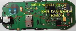 Nokia 1280 Ringer Jumper Solution