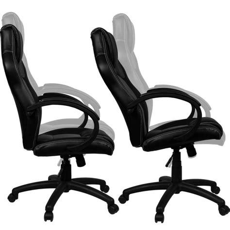 fauteuil bureau racer fauteuil de bureau sport racing noir et vert