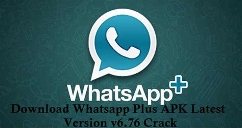 whatsapp plus apk version v6 76 2016