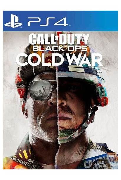 Cold War Duty Call Ops Ps4 Key