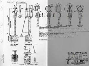Plan De La Signalisation M U00e9canique De La Sncf