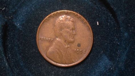 1952 Lincoln Wheat Penny (mintage 187 Million)