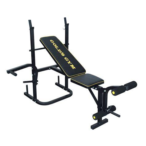 Golds Gym Multi Purpose Bench Sweatbandcom