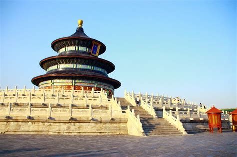 Temples in China