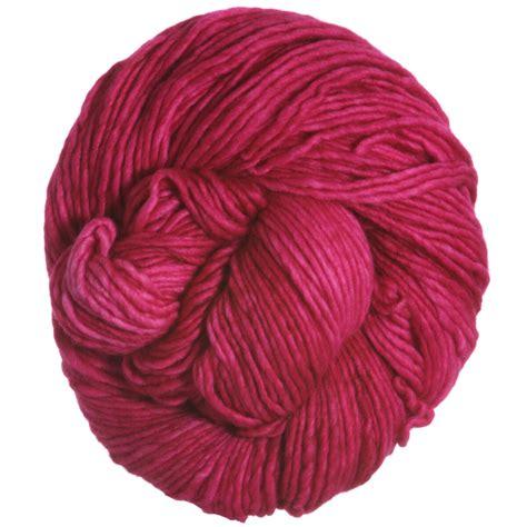 worsted yarn malabrigo worsted merino yarn 093 fuchsia at jimmy beans wool