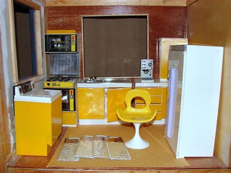 Remodeling My Doll House Kitchen   Diary of a Dollhouse