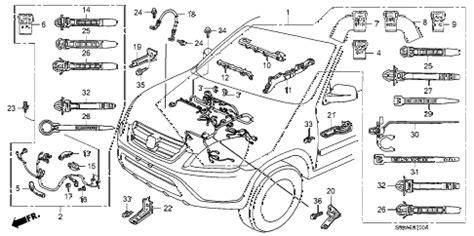 Honda Cr V Engine Diagram by Diagram Of 2001 Honda Civic Ex Engine Wiring Diagram