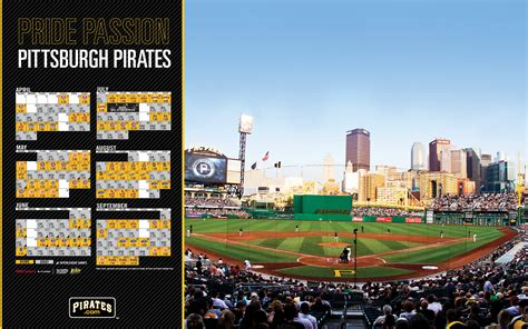 Pittsburgh Pirates Screen Wallpaper