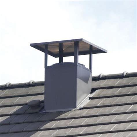bureaux habitat sortie de toit esthétique pour toiture bac acier terrasse