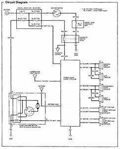 2003 Honda Accord Wiring Diagram
