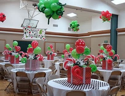 Christmas Party Decoration Ideas  Beauty Christmas Bells