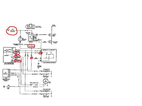 Diagram Chevrolet Truck Fuel Pump Wiring