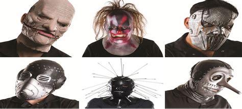 Slipknot Halloween Masks 2015 by Slipknot Halloween Masks Available Metal Addicts