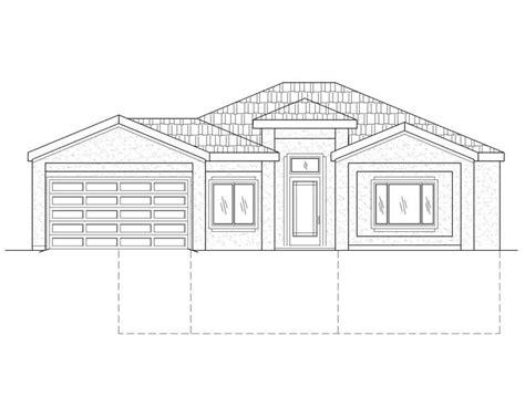 Southwest, Contemporary House Plans  Home Design Dr