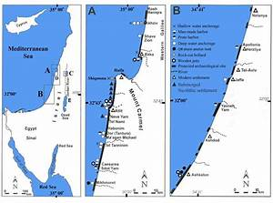 General location map-Harbors, Anchorages, submerged ...