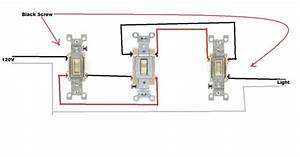 How To Connect A 4 Way Switch