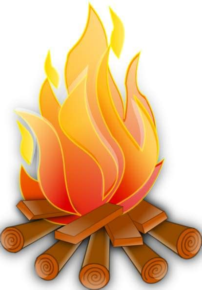 fire clipart  clipartioncom