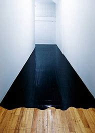 Painting Wood Floors Black