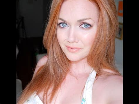 strawberry blonde hair at home with wella color charm youtube