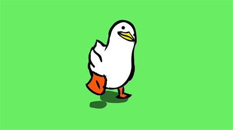 Animated Duck Wallpaper - walking duck animated wallpaper