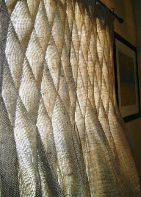 Smocked Burlap Curtains By Jum Jum by 1000 Images About Curtains On Tab Top