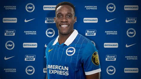 Danny Welbeck: Brighton sign striker on one-year contract ...