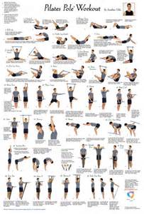 Printable Workout Pilates Exercises Pictures