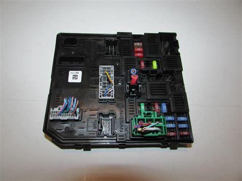 Nissan Rogue Fuse Box 14 15 nissan rogue relay fuse box block