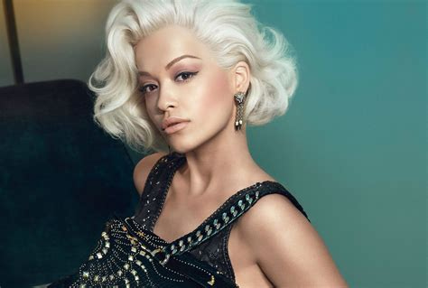 Rita Ora Becomes The Face Of Roberto Cavalli