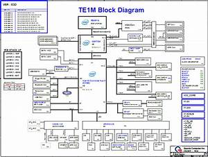 Toshiba Satellite L310 Schematic Diagram  U2013 Laptop Schematic