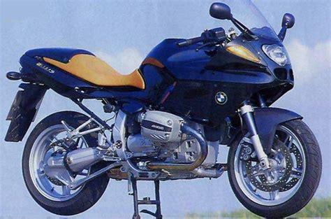 Bmw R 1100 S Specs