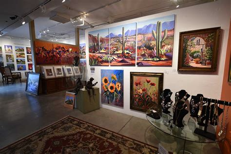Madaras Gallery - Tucson Attractions