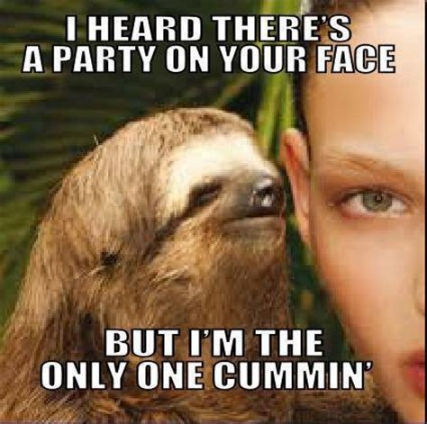 Creepy Sloth Meme - welcome to memespp com