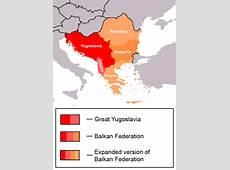 Balkan Federation Wikipedia