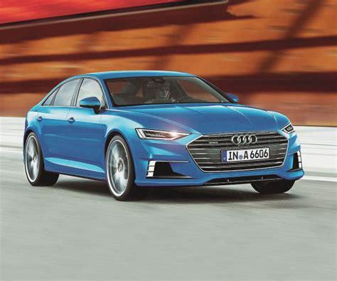 2018 Audi A6 Spy Shots, Interior, Release Date, Redesign