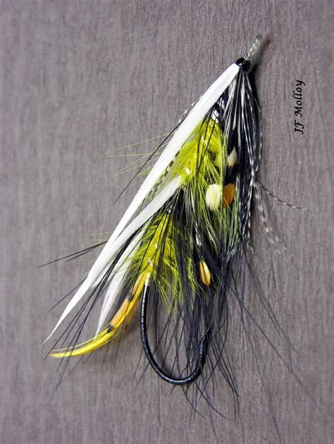 double white wing akroyd  jerome molloy fly fishing
