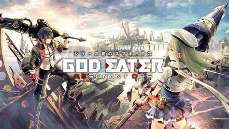 god eater resonant ops wiki
