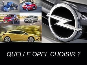Quelle Cheville Choisir : quelle opel choisir ~ Premium-room.com Idées de Décoration