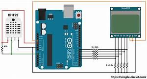 Nokia 5110 Arduino Wiring Diagram