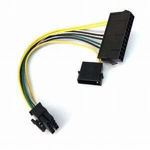 14 To 24 Pin Adapter : dell optiplex 9020 psu main power 24 pin to 8 pin adapter ~ Jslefanu.com Haus und Dekorationen