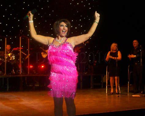 Jane McDonald in concert Congress Theatre Eastbourne 2010 ...