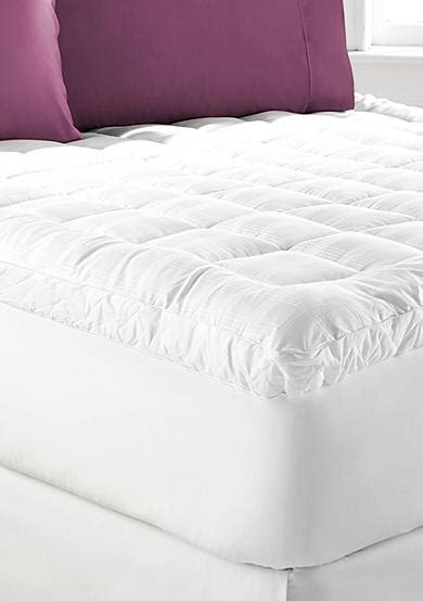 cuddlebed mattress topper home accents 174 cuddlebed mattress pad belk