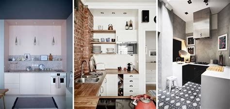 amenager cuisine amenager une cuisine en longueur photos de conception de