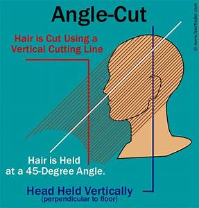 Angle Cutting Long Hair And How To Cut An Angle In The Front