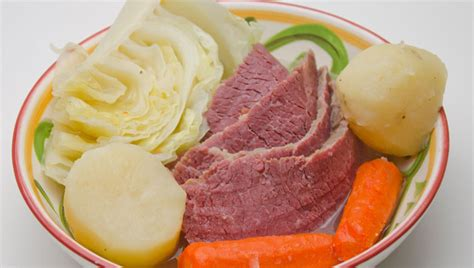 corned beef and cabbage 8 irish stereotypes that are just not true theslicedpan com