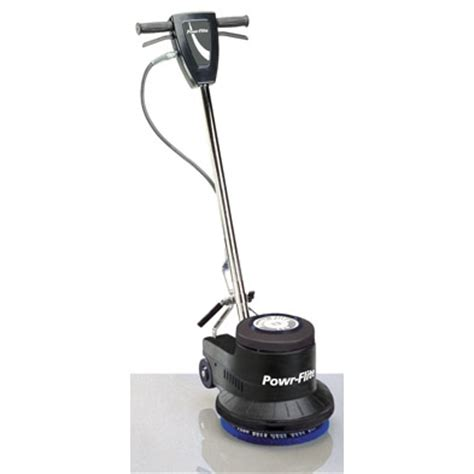 powr flite floor machine powr flite p131 7 175 rpm 13 inch floor machine p131 7